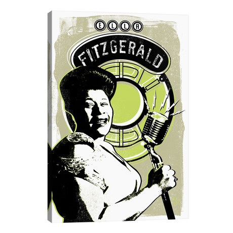 Ella Fitzgerald // Elliot Griffin