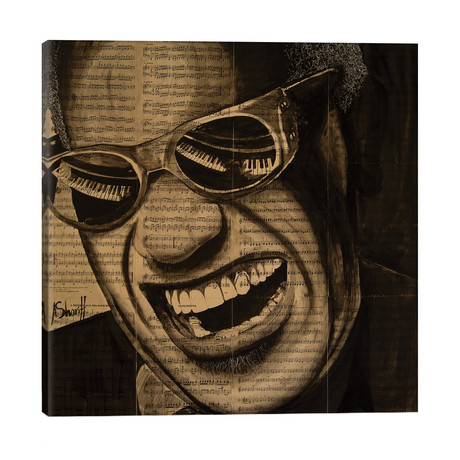 Ray Charles // Ahmad Shariff