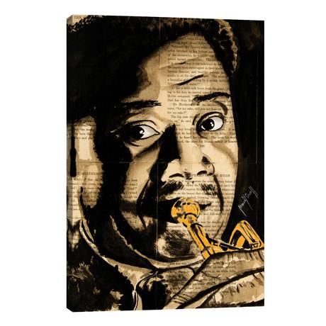 Louis Armstrong // Ahmad Shariff