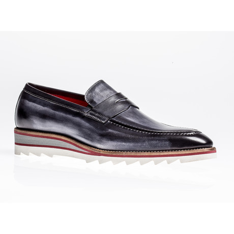 Crust Loafer // Anthracite (Euro: 40)