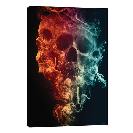 Skull II // fndesignart