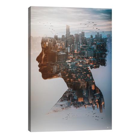 Metropolis Woman // fndesignart
