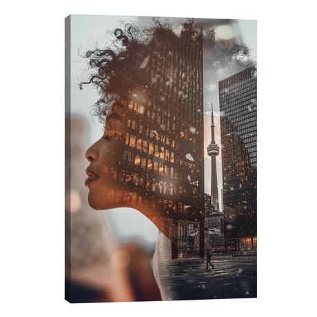 City Woman // fndesignart
