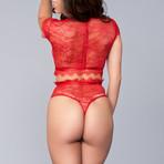 Kayla Set // Red (Small)