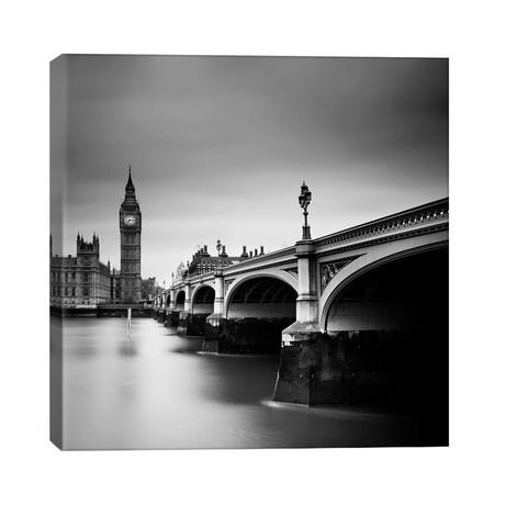 "London Westminster // Nina Papiorek (26""W x 26""H x 1.5""D)"