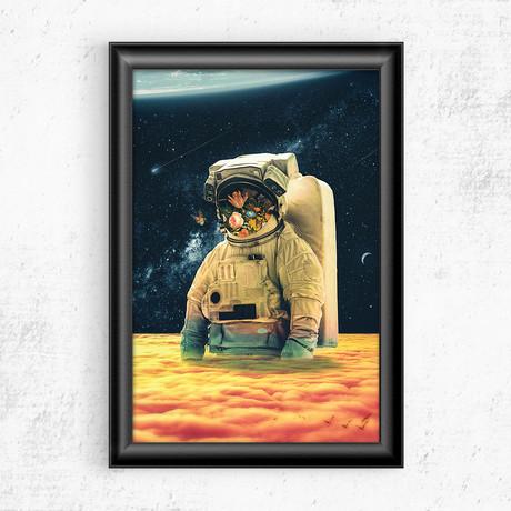 """Space Walker (11""""W x 17""""H)"""