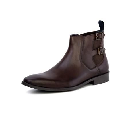 Morgan Chelsea Boot // Brown (UK: 7)