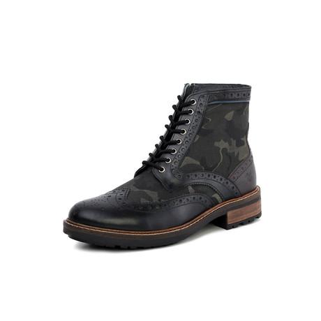 Sherwood Camo Boot // Black (UK: 7)