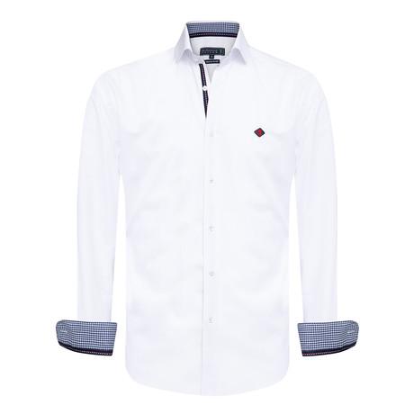 Gama Shirt // White (XS)