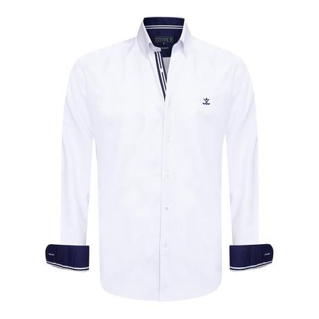 Oxxy Shirt // White (XS)