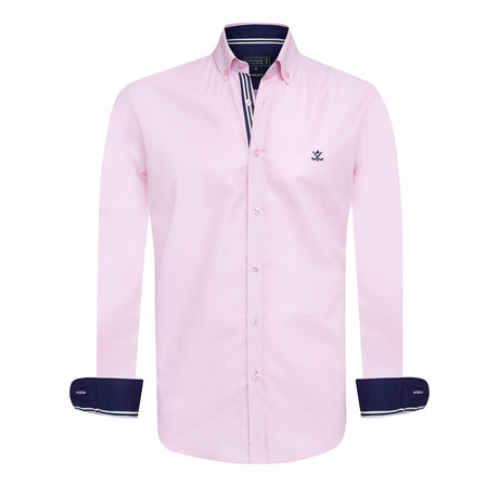 Oxxy Shirt // Pink (XS)