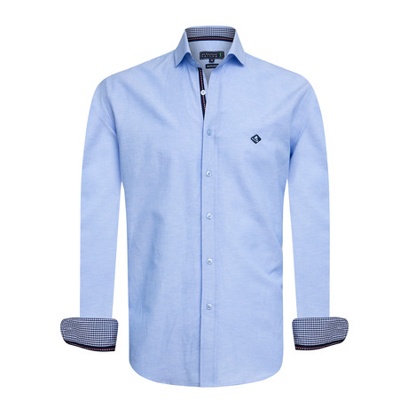 Gama Shirt // Blue (XS)