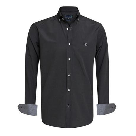 Patcho Shirt // Black (XS)