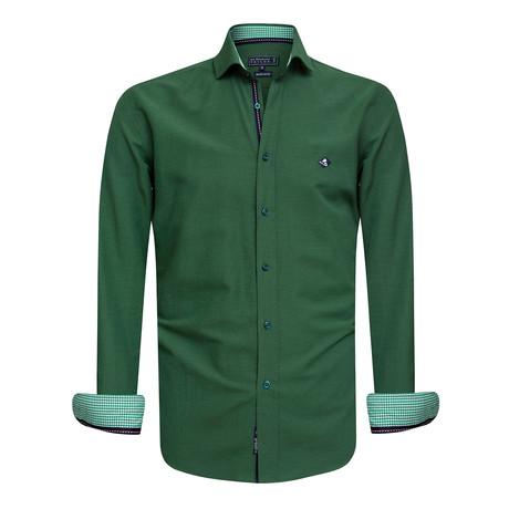 Gama Shirt // Green (XS)