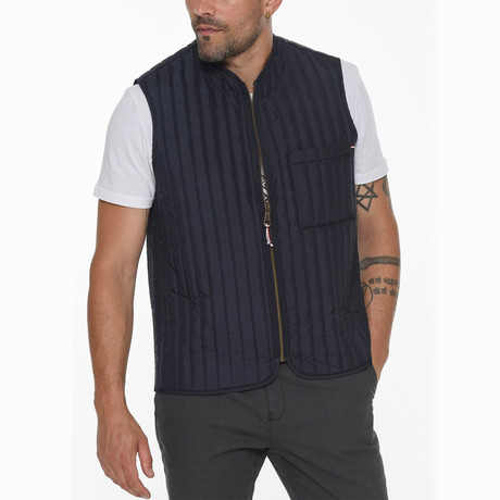 Canyon Vest // Dark Blue (Small)