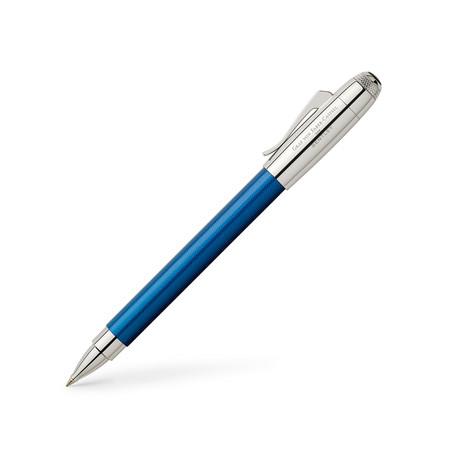 Graf Von Faber-Castell Bentley Rollerball Pen // Sequin Blue