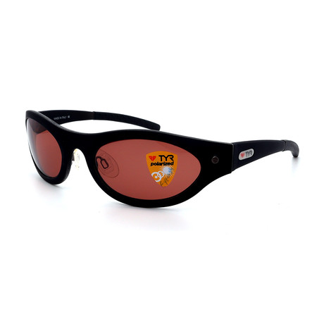 Unisex TR10-08-09 Eyewish Polarized Sunglasses // Brushed Black