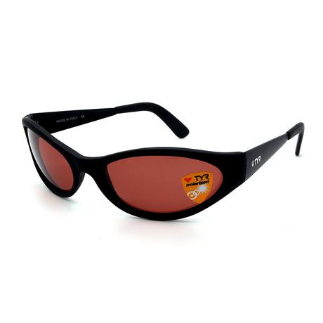 Unisex TR20-01-09 Smyrna Polarized Sunglasses // Matte Black