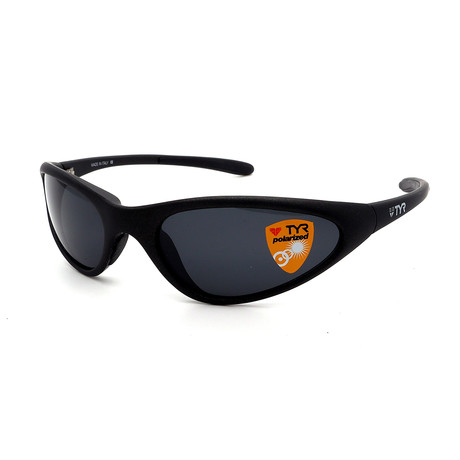 Unisex TR22-18-02 Topanga Polarized Sunglasses // Gunmetal + Smoke