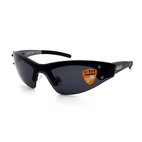 Unisex TR03-20-02 XT3 Polarized Sunglasses // Brushed Aluminum