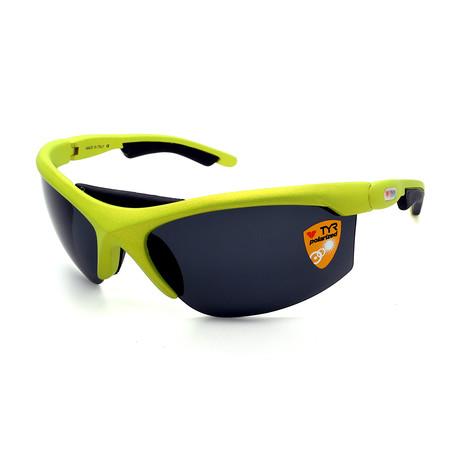 Unisex TR06-71-02 XT6 Polarized Sunglasses // Yellow + Black
