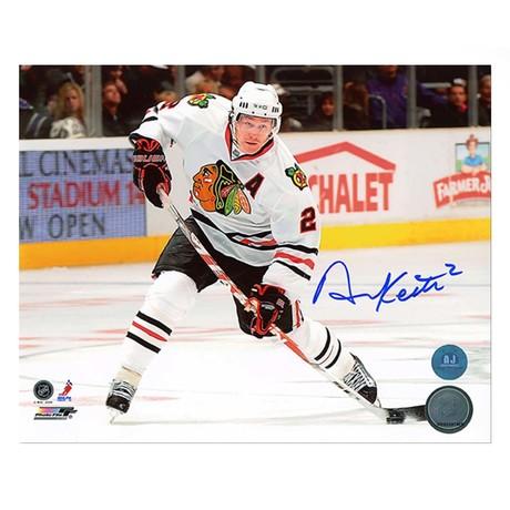 Duncan Keith // Chicago Blackhawks // Autographed Photo