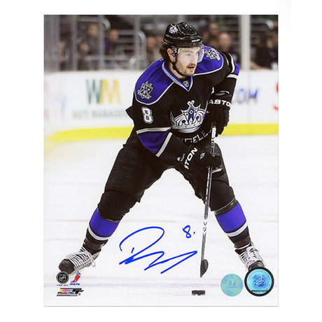 Drew Doughty // Los Angeles Kings // Autographed Photo