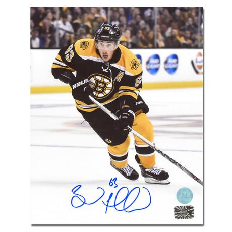 Brad Marchand // Boston Bruins // Autographed Photo