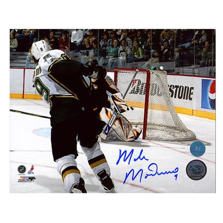 Mike Modano // Dallas Stars // Autographed Photo