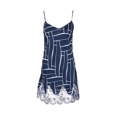 Silk Nighty // Navy (XS)