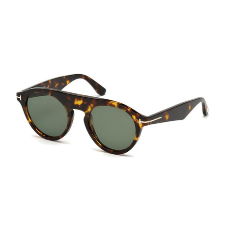 Men's Christopher Sunglasses // Tortoise + Brown