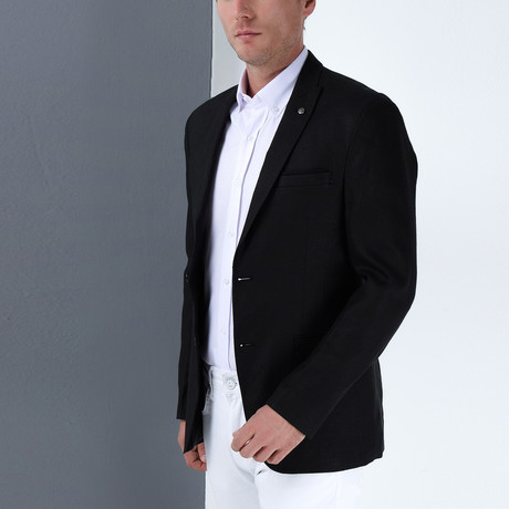 Stanley Jacket // Black (Small)
