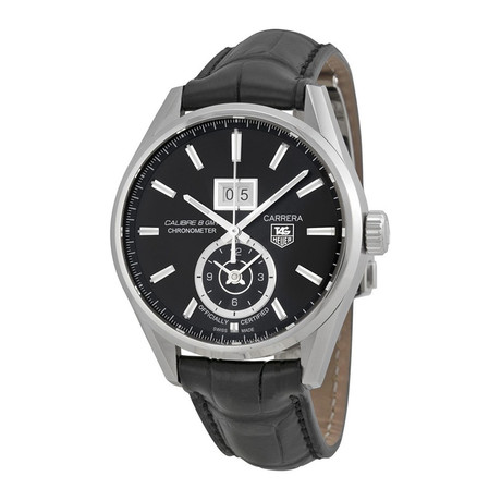Tag Heuer Carrera GMT Automatic // WAR5010.FC6266 // Store Display