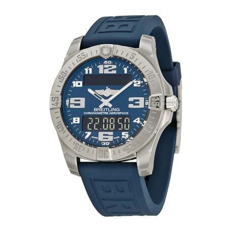 Breitling Aerospace Quartz // E7936310/C869-158S // Store Display