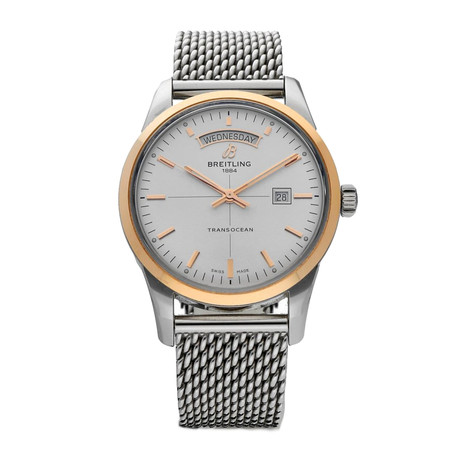 Breitling Transocean Automatic // U453101T/G752 // Store Display