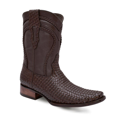 Rodeo Square Boot Petatillo // Brown (US: 7EE)