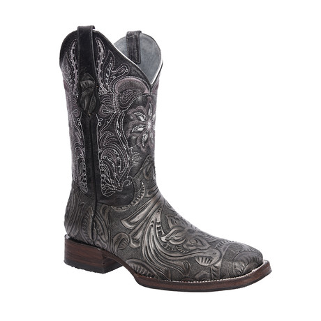 Rodeo Square Boot Sincelada // Black (US: 7EE)