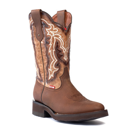 Rodeo Square Boot Colorado // Honey (US: 7EE)