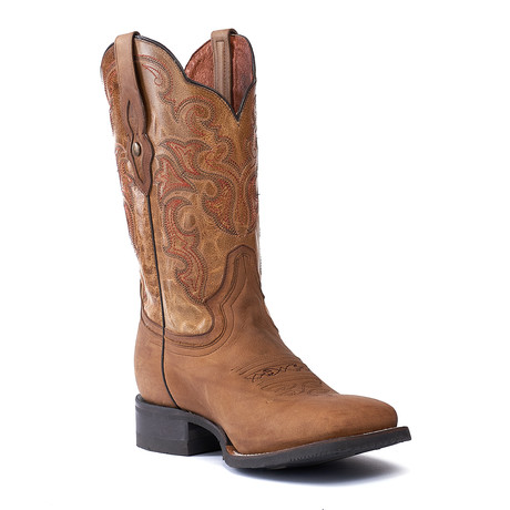 Rodeo Square Boot Calexico // Honey (US: 7EE)