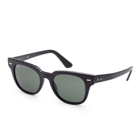 Unisex Meteor Classic Sunglasses // 50mm // Black Frame