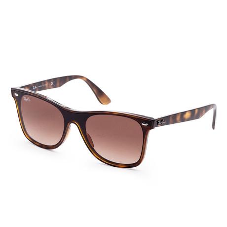 Unisex Blaze Sunglasses // 41mm // Light Havana Frame