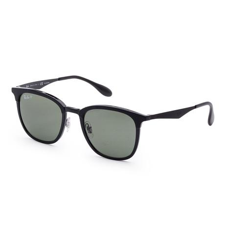 Unisex Classic Sunglasses // 51mm // Black Frame