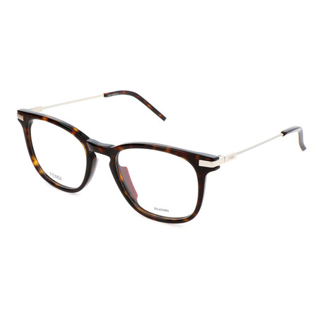 Men's 0226 Optical Frames // Dark Havana