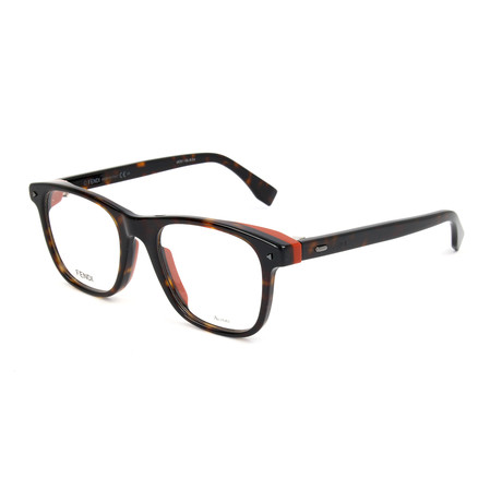 Men's 0020 Optical Frames // Dark Havana