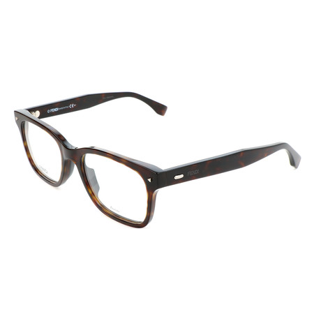 Men's 0218 Optical Frames // Dark Havana