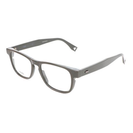 Men's 0016 Optical Frames // Gray