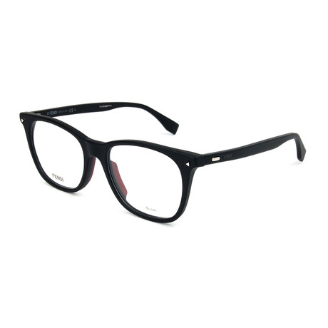 Men's 0004 Optical Frames // Matte Black