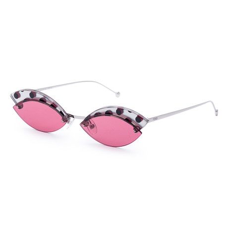 Women's Fashion Sunglasses // 58mm // Cherry Frame
