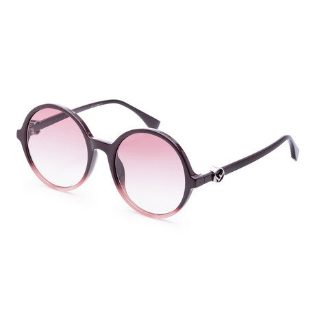 Women's Fashion Sunglasses // 55mm // Cherry Frame