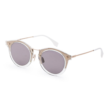 Men's Fashion Sunglasses // 47mm // Gold Frame